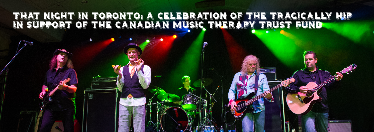 That Night in Toronto! NOVEMBER 18, 2017 | 9PM (doors at 8pm) <h3>Opera House (735 Queen St E, Toronto)</h3>