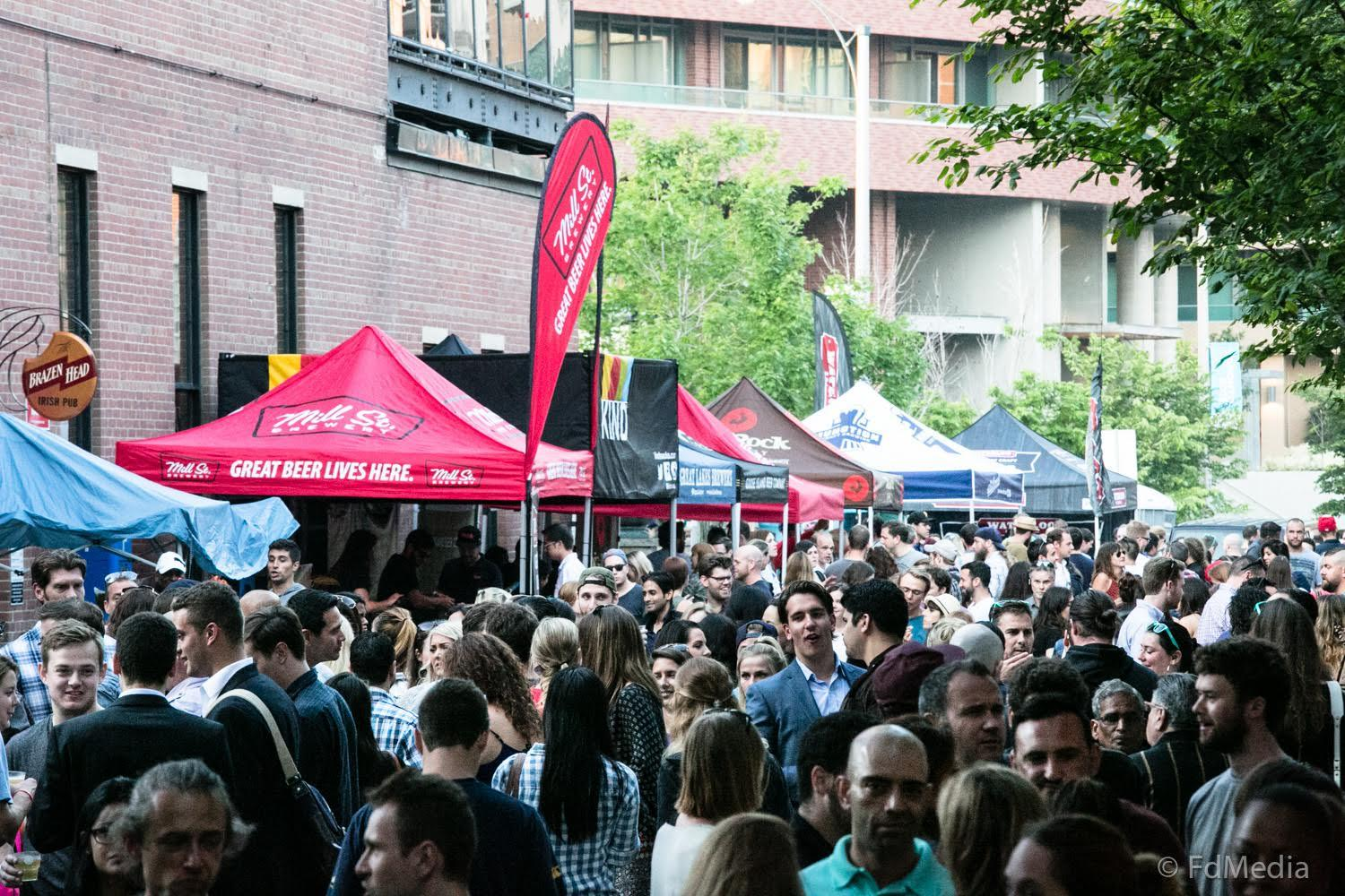 Summer Craft Beer Fest JULY 13, 2017, 5PM-10PM <h3>Liberty Village - Behind Brazen Head (171 E Liberty St, Toronto, ON M6K 3P6)</h3>
