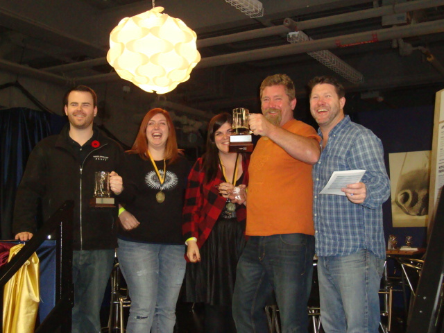 Craft Beer Awards @ The Royal Winter Fair